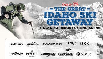 2019 Great Idaho Ski Getaway