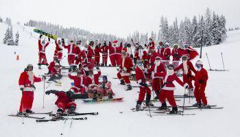 2018 Christmas skiing