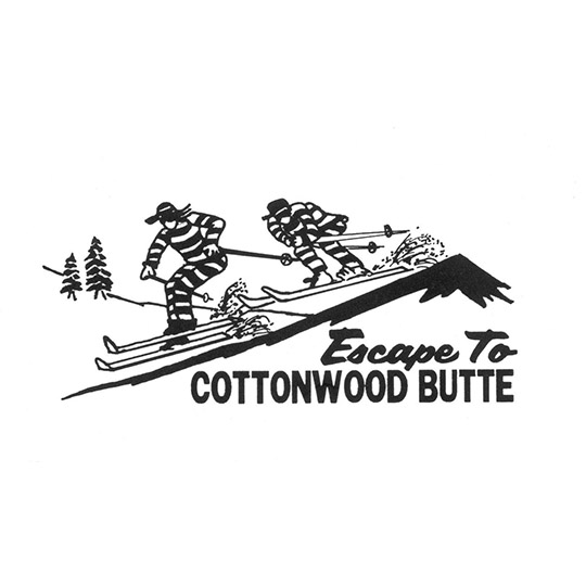 Cottonwood Butte
